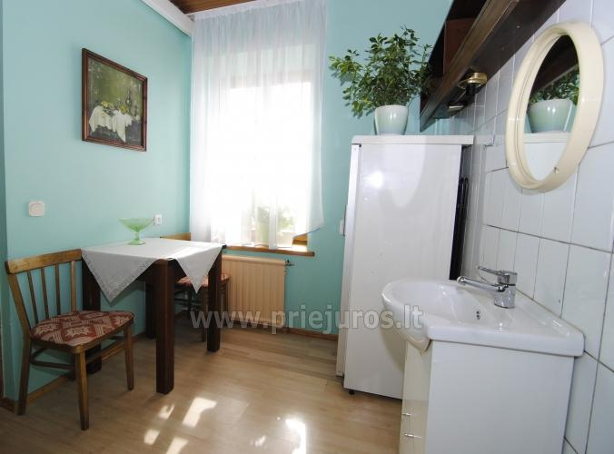 Flats and rooms for rent in Juodkrante - 8