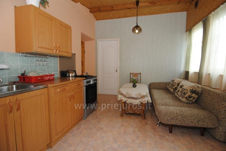 Flats and rooms for rent in Juodkrante - 9