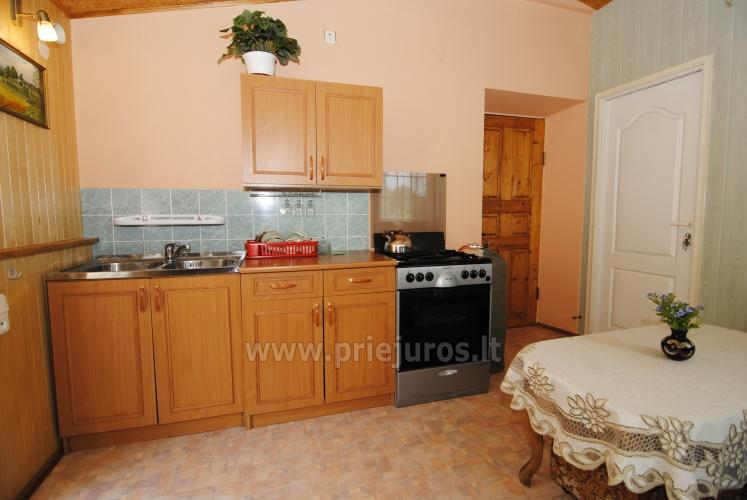 Flats and rooms for rent in Juodkrante - 10