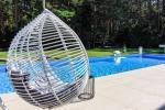 Luxuriös Haus zur Miete Pusyno Oaze: Jacuzzi, Schwimmbad, Terrasse - 6