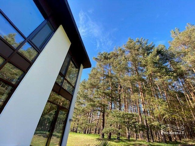 Luxuriös Haus zur Miete Pusyno Oaze: Jacuzzi, Schwimmbad, Terrasse - 13