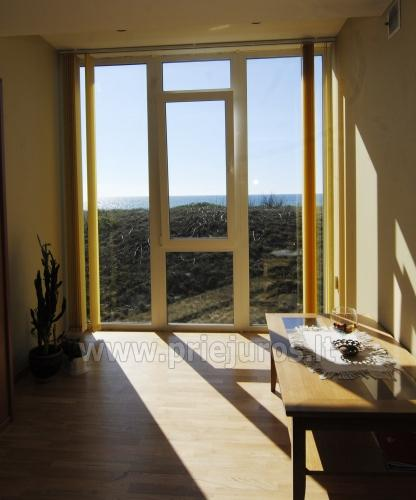 Two room flat by the sea. In the dunes. SEAVIEW ! - 5