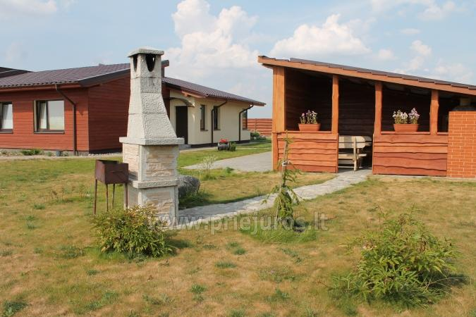 Romantically furnished apartments in Klaipeda with sauna, jacuzzi - 1