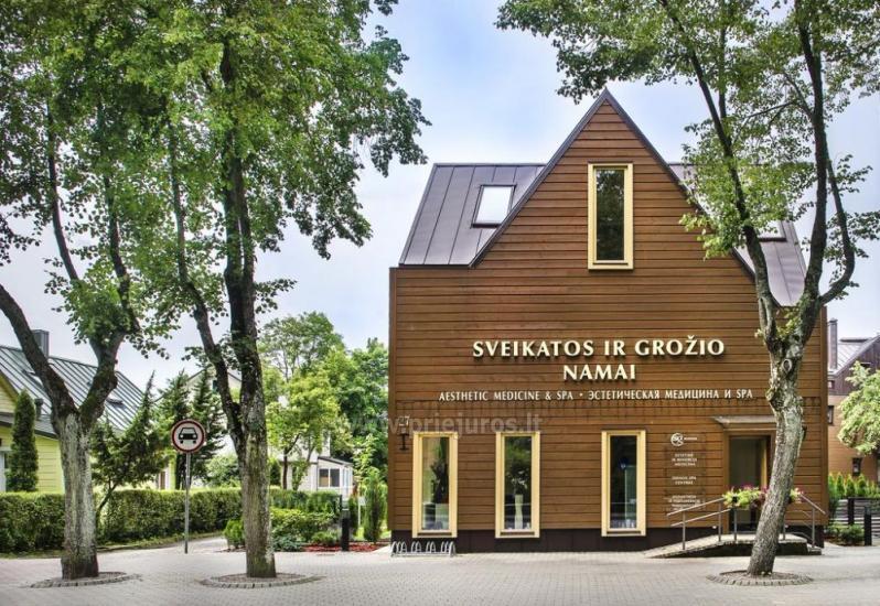 Sveikatos ir grožio namai Palangoje SG Klinika