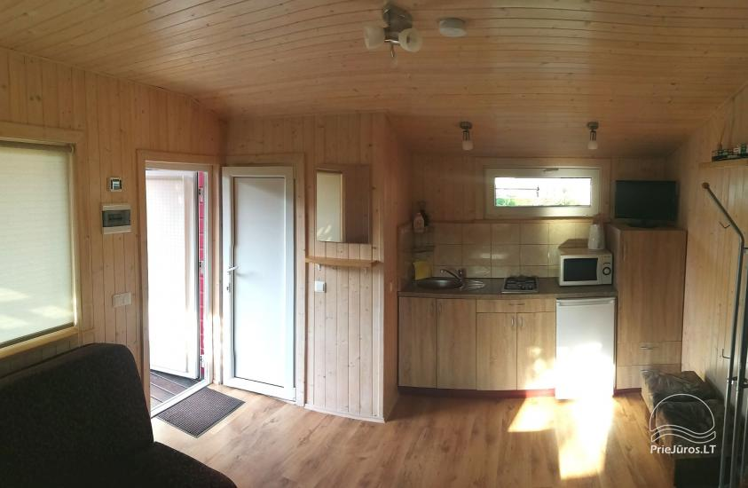 Holiday house and rooms for rent in Sventoji - 3