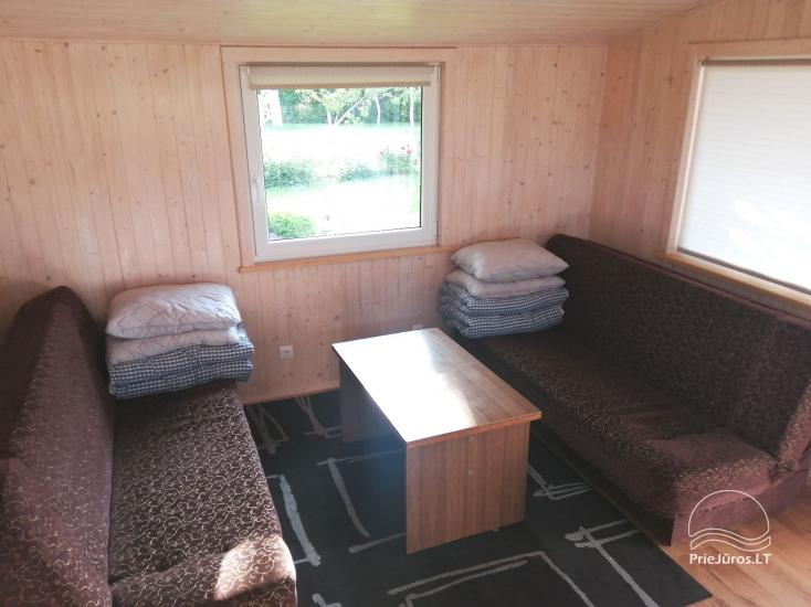 Holiday house and rooms for rent in Sventoji - 4