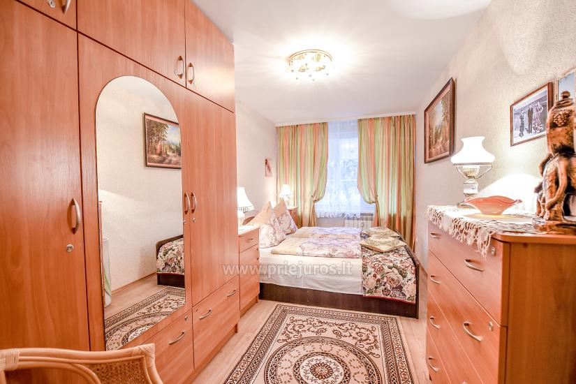 Wohnung zu vermieten in Zentrum von Nida - 2