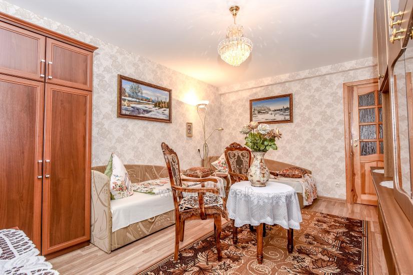 Wohnung zu vermieten in Zentrum von Nida - 7