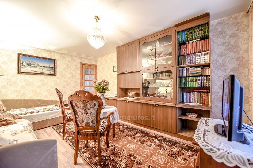 Wohnung zu vermieten in Zentrum von Nida - 8