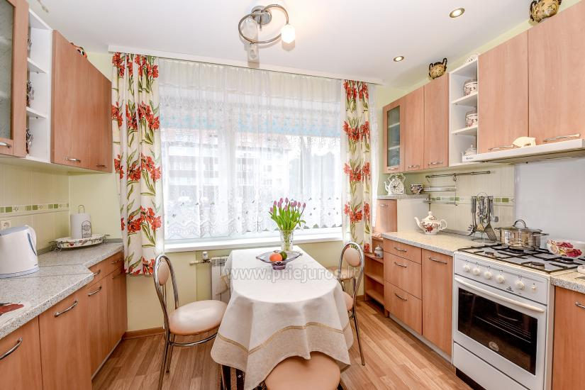 Flat for rent in center of Nida - 11