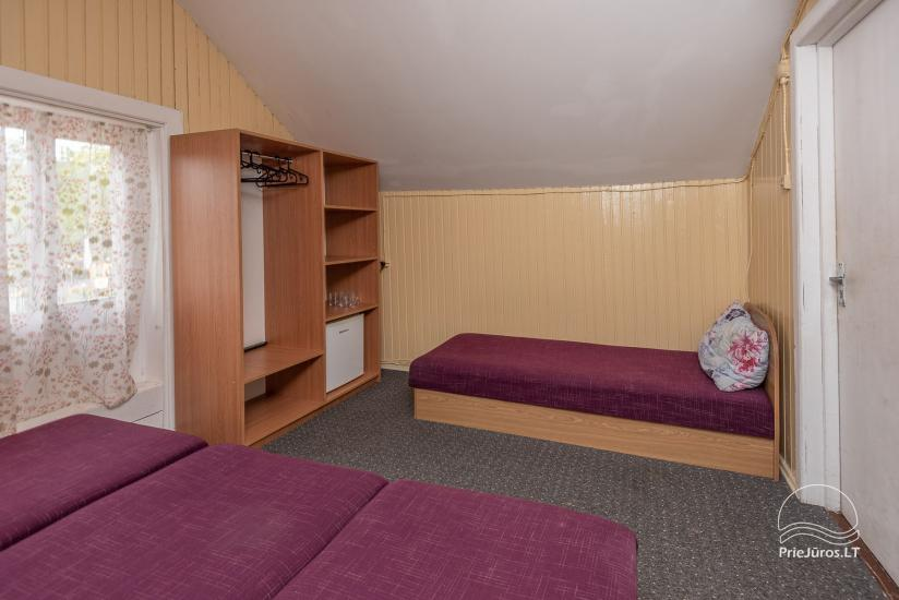 Rooms for Rent in Palanga for 2, 3, 4 or 5 persons - 19