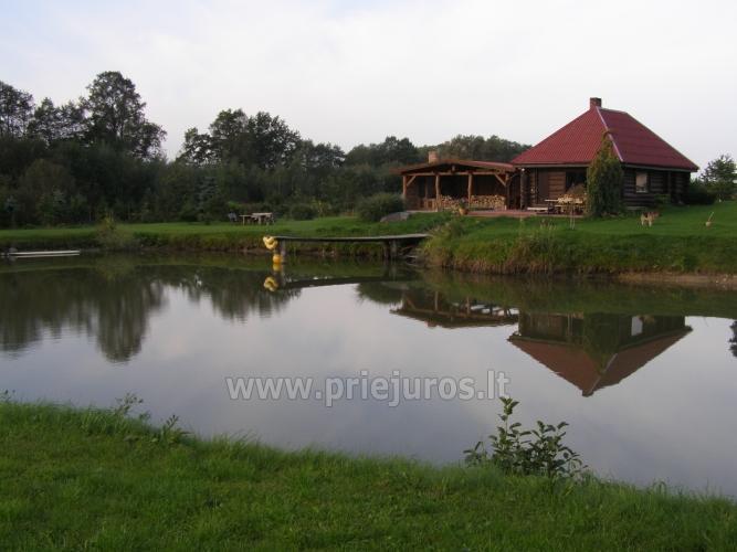 Lauku mājas noma 10 km no Klaipēdas