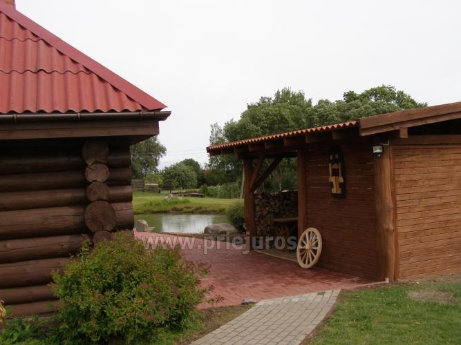 Lauku mājas noma 10 km no Klaipēdas - 3