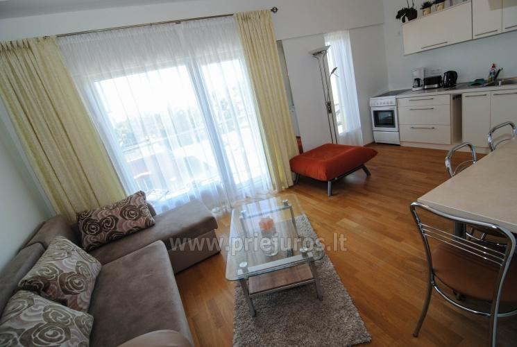 Jaukūs apartamentai ir kambariai nuomai Palangoje