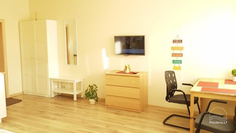 2 studio tipo butų nuoma privačiame name, šalia Klaipėdos - 6