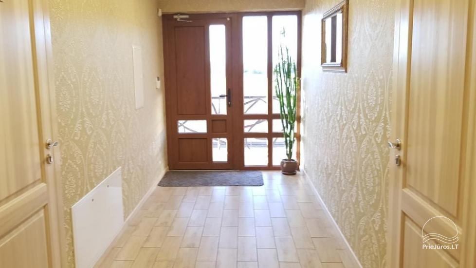 2 studio tipo butų nuoma privačiame name, šalia Klaipėdos - 10