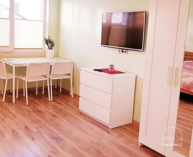 2 studio tipo butų nuoma privačiame name, šalia Klaipėdos - 8