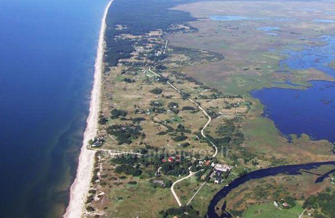 """Poilsio namai """"Aulaukio Baltija"""" Papėje, arti jūros ir ežero"""
