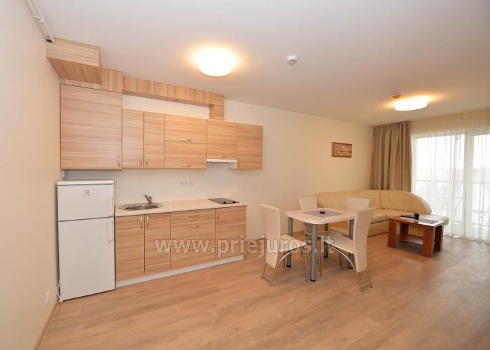 Naujai įrengtas dviejų kambarių butas Palangos centre - 3