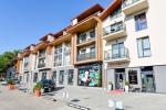 Naujai įrengtas dviejų kambarių butas Palangos centre