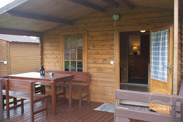 Quadruple holiday cottage  (2+1+1)