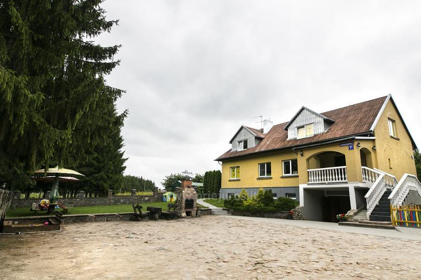 Kuršlaukio sodyba poilsiui ir šventėms netoli Klaipėdos - 2