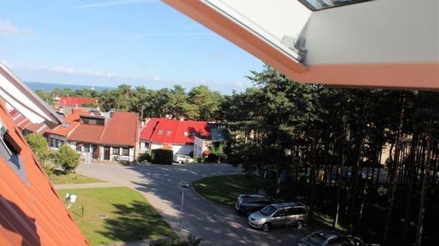 Dviejų kambarių butas Inkilas II su židiniu Nidos centre - 5