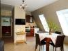 Zwei Zimmer Wohnung mit Kamin Nest II zur Miete in Nida - 2