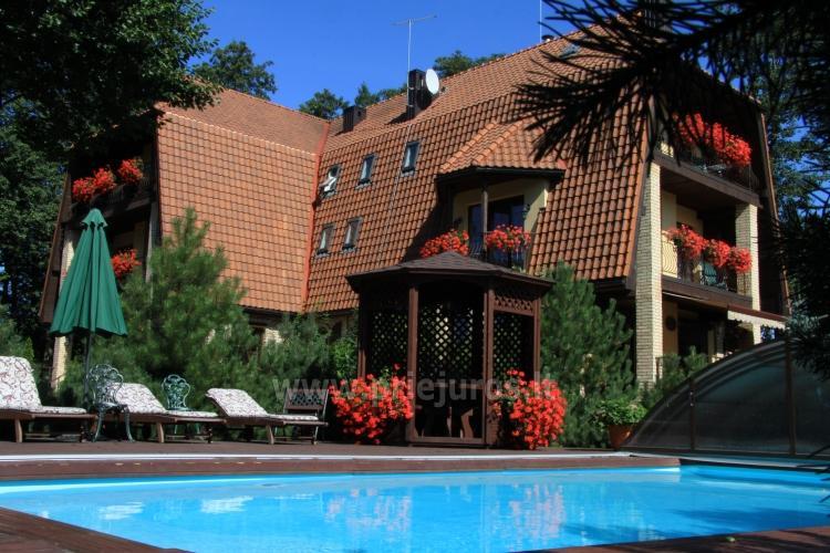 VILLA ARTEMIDE - Familienhotel in Palanga - 34