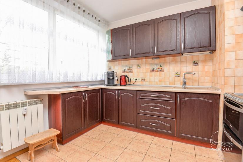 Three rooms apartment for rent in Nida Pas Stepanida - 1