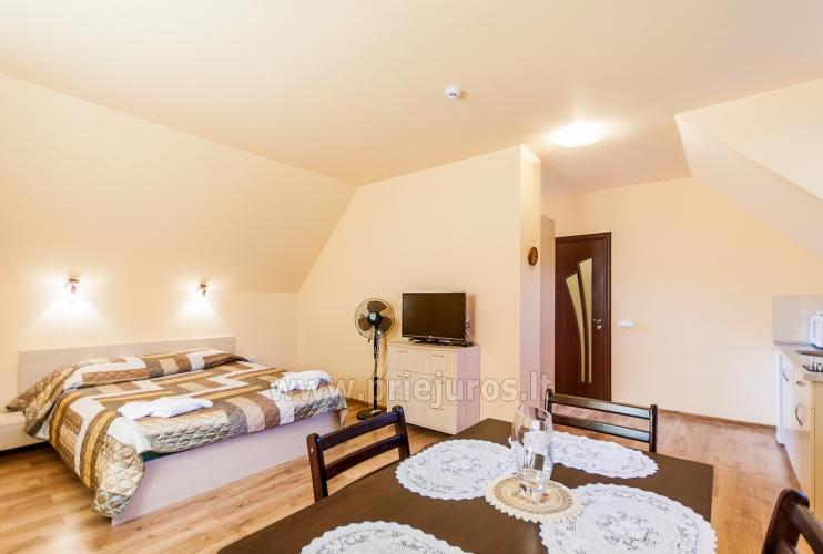 Apartments for rent in Karkle, in guest house Golf Inn