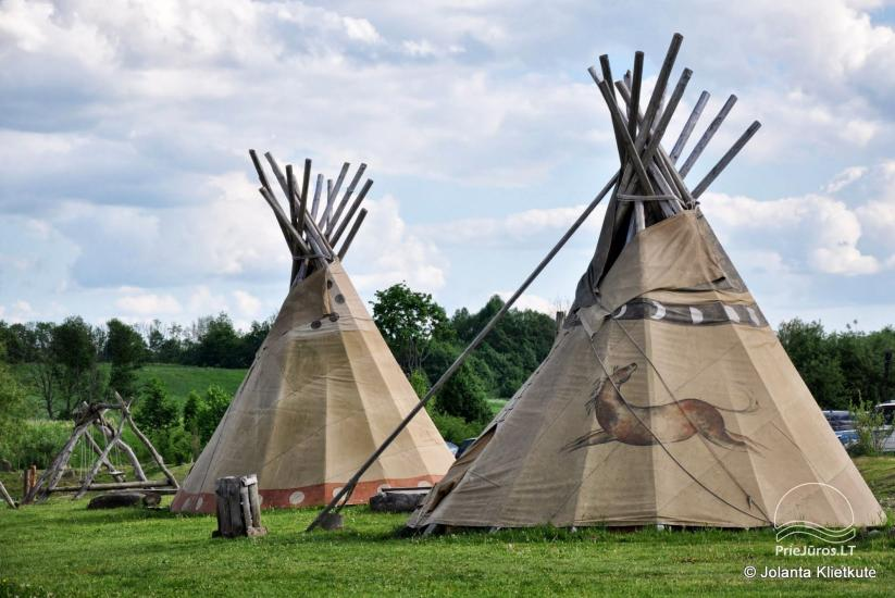 Camping Vinetu kaimas in Klaipėda Bereich - 5
