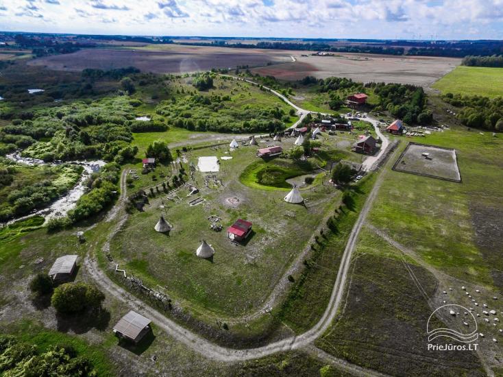 Camping Vinetu kaimas in Klaipėda Bereich - 9