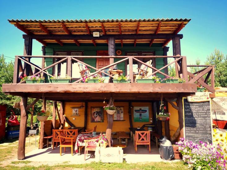 Camping Vinetu kaimas in Klaipėda Bereich - 4