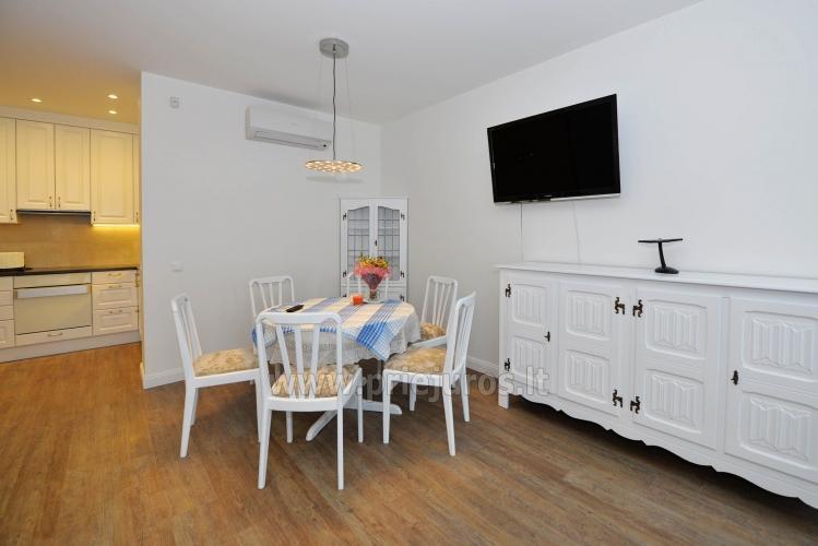 Neue 78 qm Zwei-Zimmer-Wohnung in Palanga in der Nähe des Strandes - 7