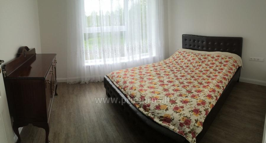 Nauji 78 kv.m. dviejų miegamųjų apartamentai arti jūros - 8