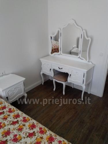 Neue 78 qm Zwei-Zimmer-Wohnung in Palanga in der Nähe des Strandes - 10