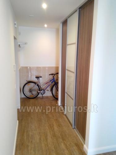 Neue 78 qm Zwei-Zimmer-Wohnung in Palanga in der Nähe des Strandes - 11