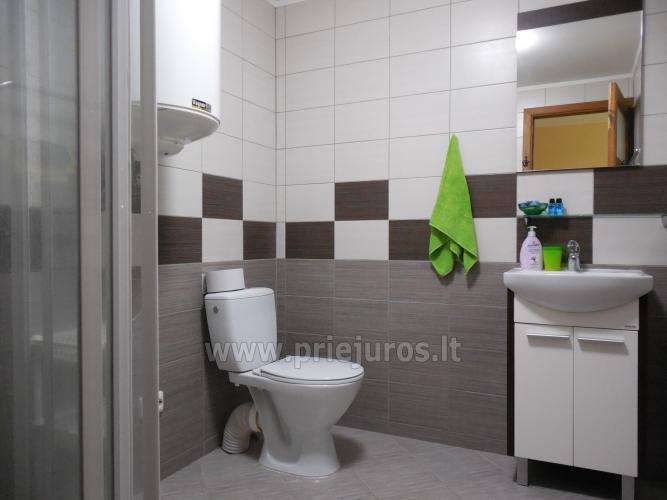 Studio apartment with balcony, 500 m to the sea - 4