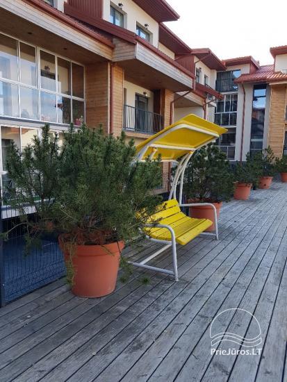 Malūno apartamentai Palangos centre - 2
