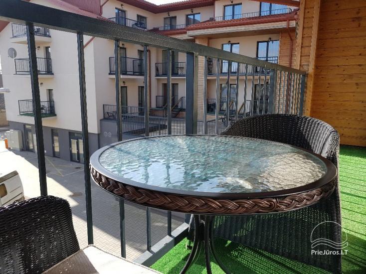 Malūno apartamentai Palangos centre - 14