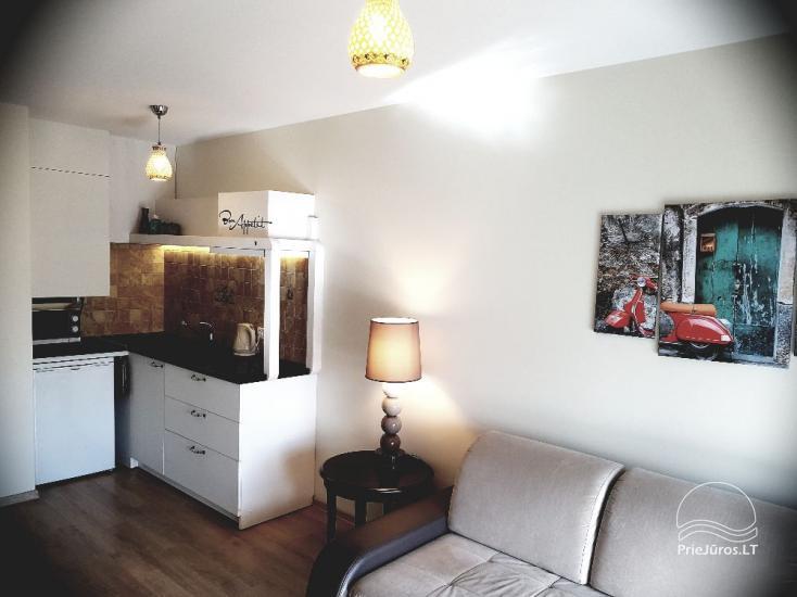 Malūno apartamentai Palangos centre - 7