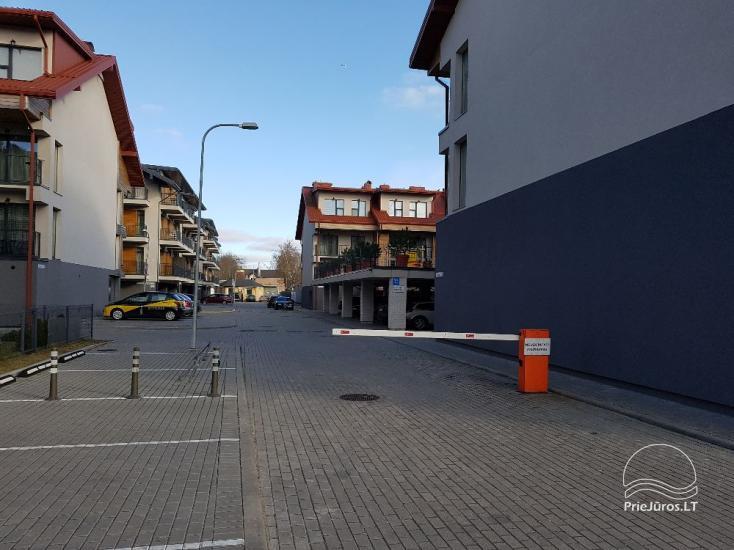 Malūno apartamentai Palangos centre - 16