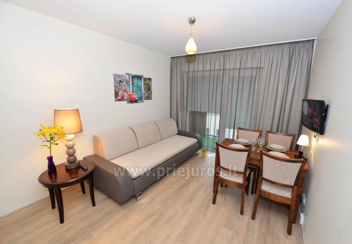Malūno apartamentai Palangos centre - 5