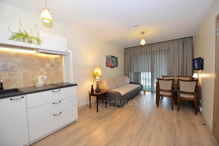 Malūno apartamentai Palangos centre - 6