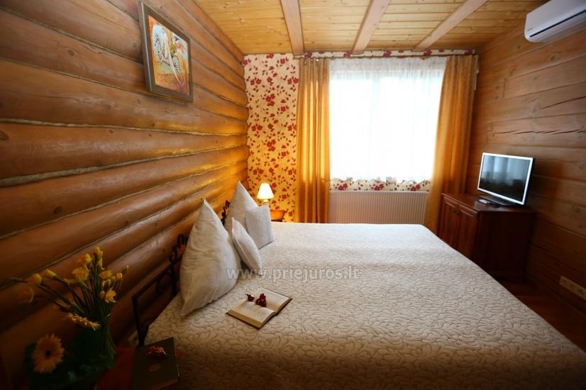 Privāta viesnīca  Palangā: saunu, džakuzi, šūpoles. 280 m līdz jūrai! - 6