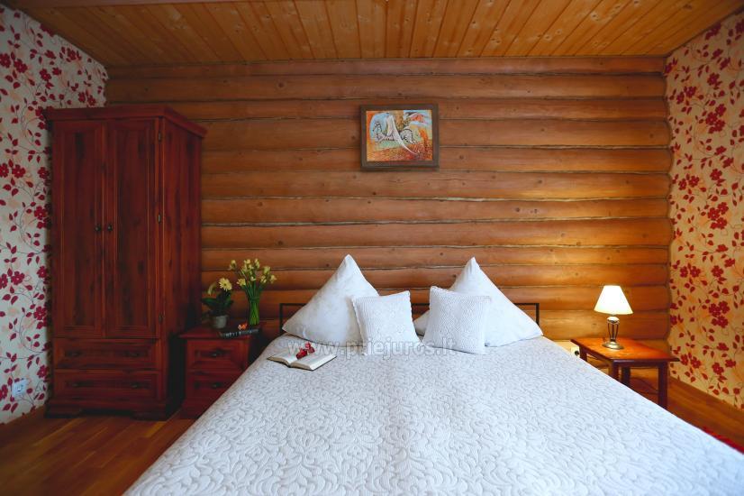 Privāta viesnīca  Palangā: saunu, džakuzi, šūpoles. 280 m līdz jūrai! - 8