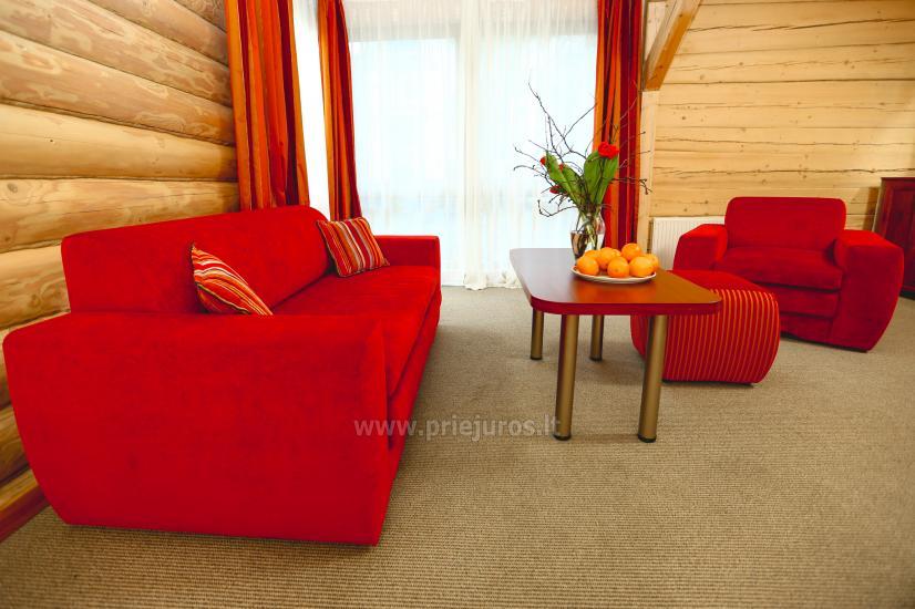 Private villa in Palanga: sauna, Jacuzzi, children's swings. 150 m to the sea! - 11