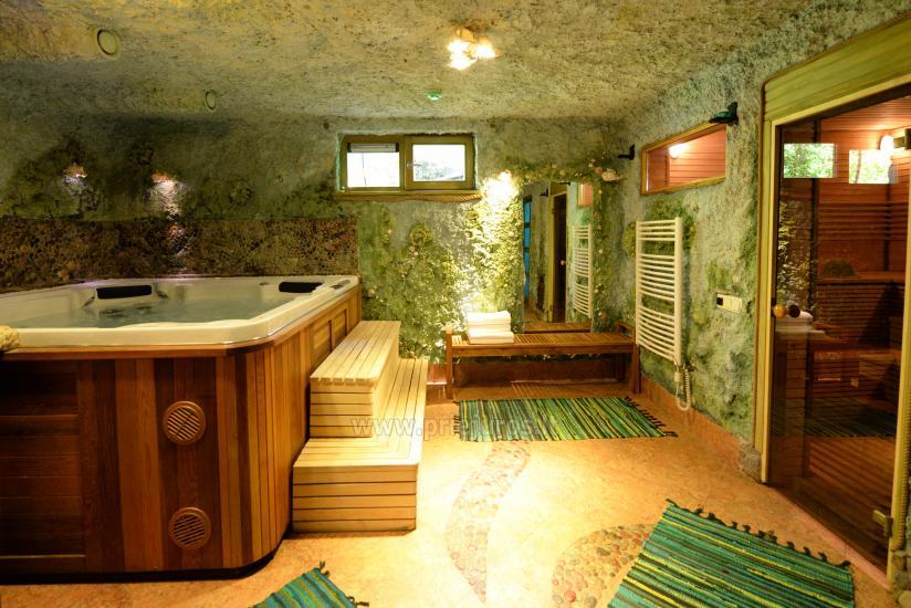 Private villa in Palanga: sauna, Jacuzzi, children's swings. 150 m to the sea! - 3