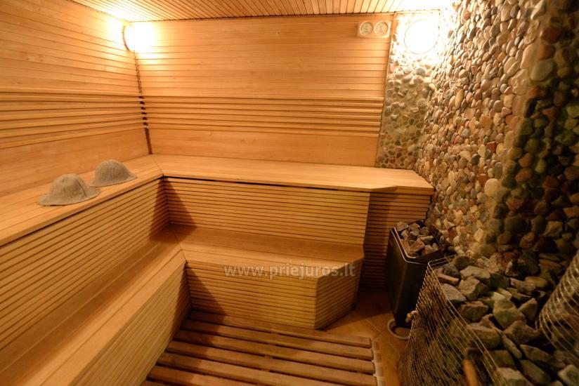 Private villa in Palanga: sauna, Jacuzzi, children's swings. 150 m to the sea! - 4